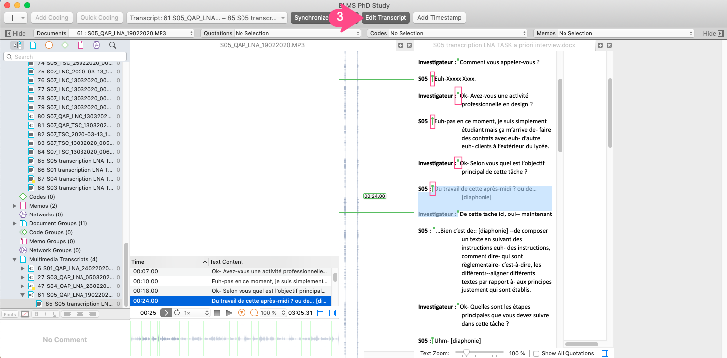 Transcribing and ATLAS.ti Workflow_ATLASti4